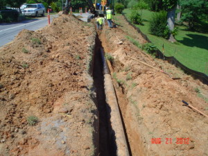 Water & Sewer Improvements