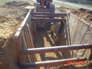 Water & Sewer Engineering - Water Line Improvement