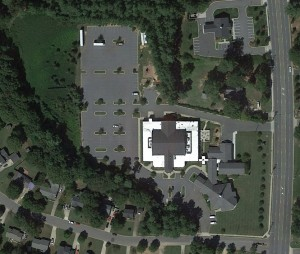 Union Rd. Church of God Aerial